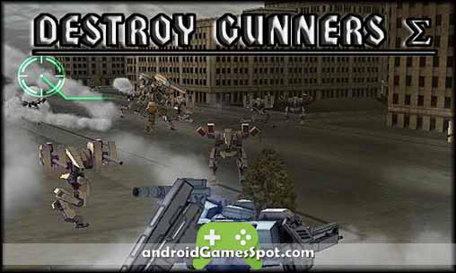 Destroy Gunners Sigma v1.02 APK Free Download [Latest Version]