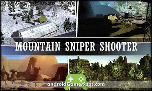 Mountain Sniper Shooting v1.3 APK Free Download