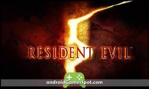 Resident Evil 5 APK Free Download [Paid Version ]