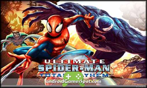 SpiderMan Total Mayhem HD v1.01 APK +Obb Data Free Download