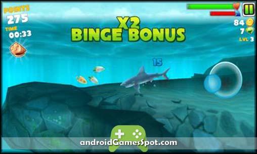 Hungry Shark Evolution APK v4.7.0 +Mod [Unlimited] Free Download