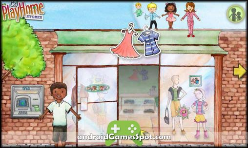 my playhome stores free download game