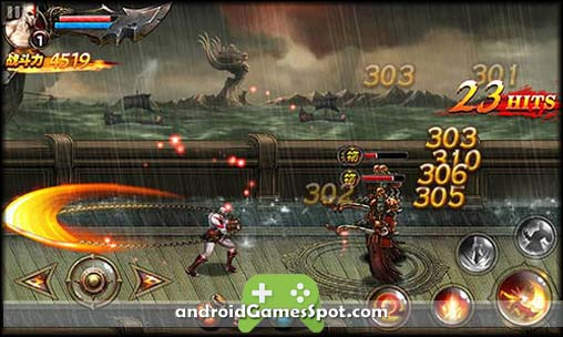 God War Chains Of Olympus v1 2 APK Free Download [!Updated]