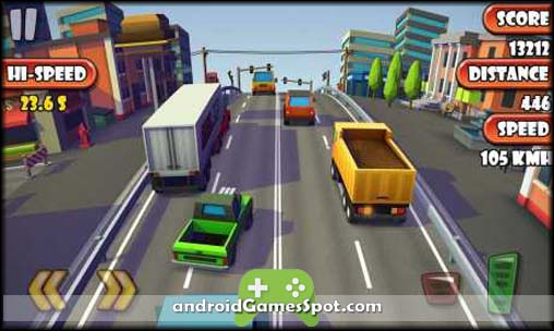 Highway Traffic Racer Planet v1.3.1 APK+MOD(Unlocked) Free Download
