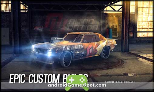 Nitro Nation Drag Racing v5.3 APK+Data MOD(Maintenance) Free Download