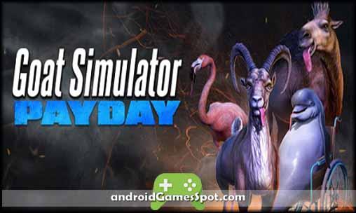 Goat Simulator Payday v1.0.0 APK Free Download