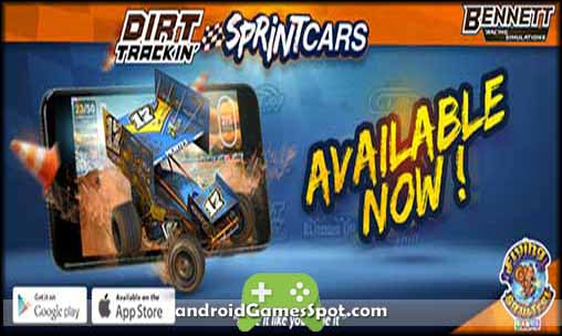 Dirt Trackin Sprint Cars v1.0.0 APK Free Download