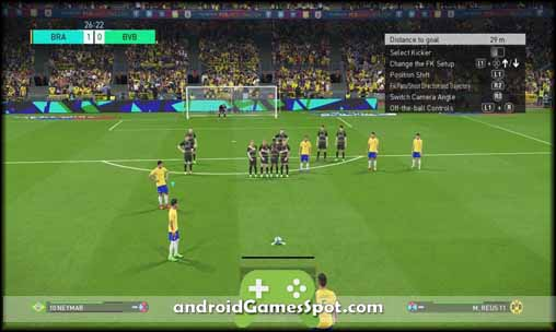 telecharger pes 2016 android apk+data